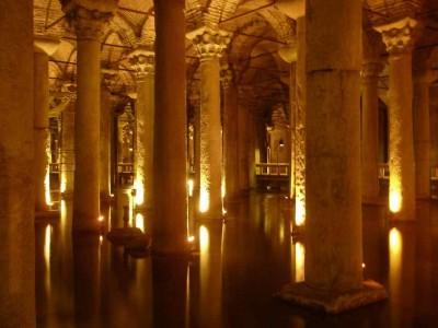Basilica Cistern, Istanbul.
