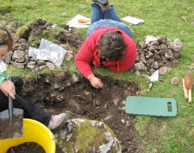 Katherine Sepahi Yorkshire UK Fieldwork