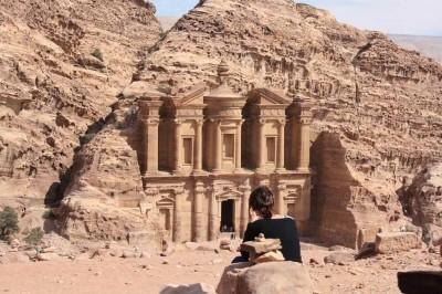The Petra 'Monastery', Jordan.