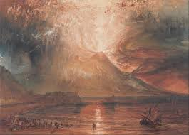 Vesuvius in Eruption, JMW Turner