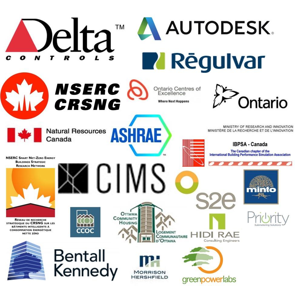 HBI Lab sponsors