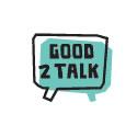 Good 2 Talk logo