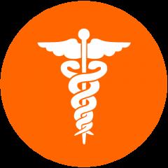 Icon: Universal medical symbol
