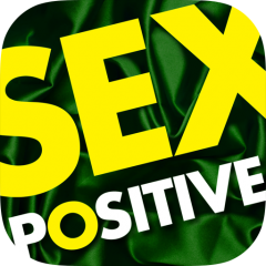 Sex Positive Phone App Icon: Sex Positive Words