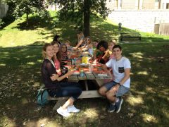 BHSc Summer Students 2015