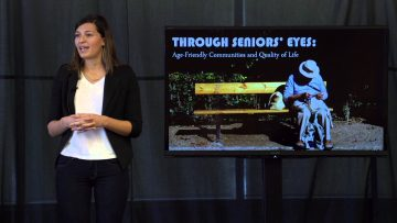 Thumbnail for: Anna Tomczak's 3MT Competition Video
