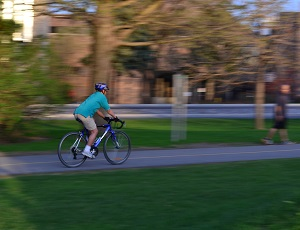 View Quicklink: May is Bike to Work Month!