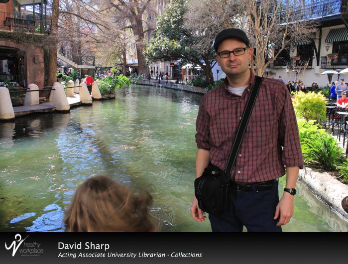 David Sharp Healthy Workplace