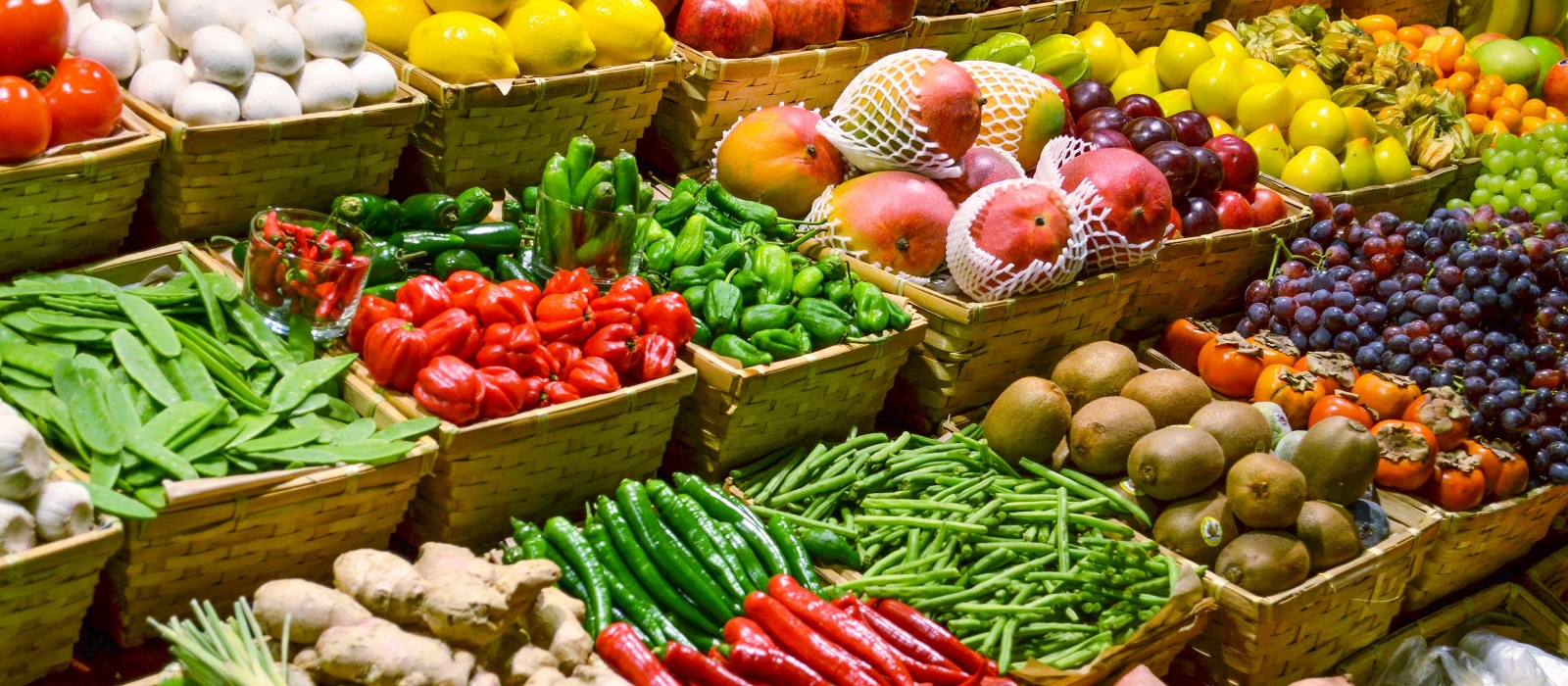 Banner image for 4&3 Vegetable and Fruit Challenge