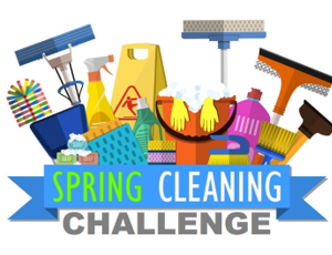 View Quicklink: 21-Day Spring Cleaning Challenge