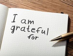 View Quicklink: Daily Gratitude Challenge