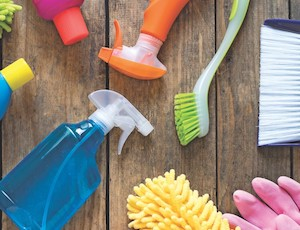 View Quicklink: Spring Cleaning & Decluttering Challenge