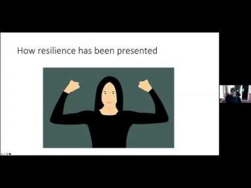 Thumbnail for: Resilience: Thriving in the Aftermath of Stressful Experiences with Professor Kim Matheson