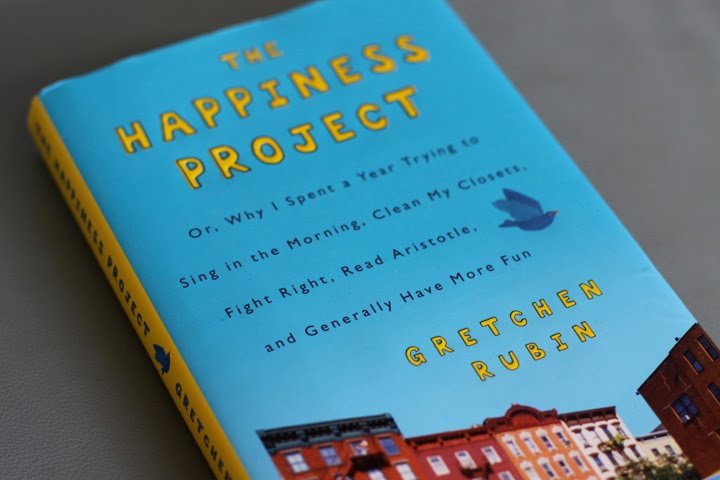 "the happiness project ""this book made me happy in the first five pages"" —aj jacobs, author of the year of living biblically: one man's humble quest to follow the bible."