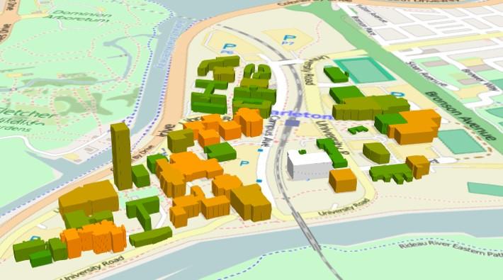 Building Sustainability Simulation - NSERC CREATE Heritage