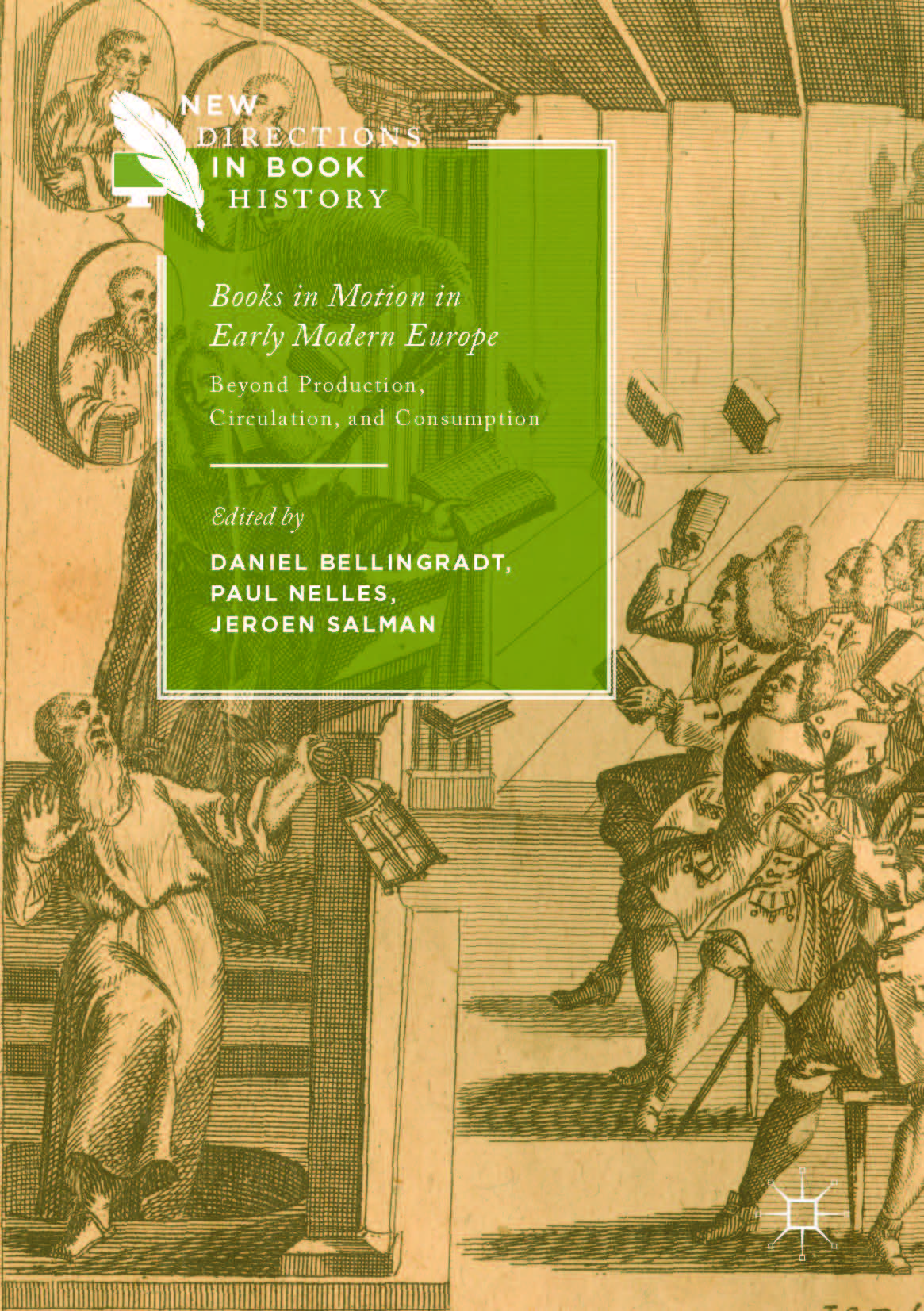 paul nelles has published books in motion in early modern