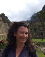 Carmen Robertson outdoors
