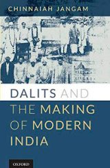Dalits and the Making of Modern India book cover
