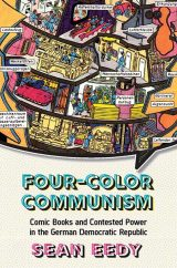 book cover for Four-Color Communism book.