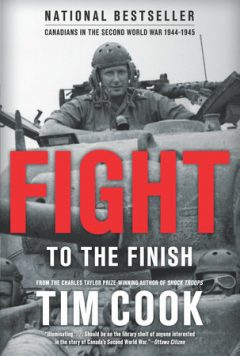 book cover of Fight to the Finish by Tim Cook