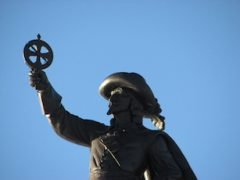 champlain and the astrolabe