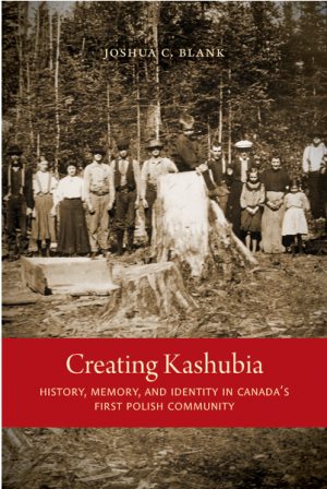 book cover of Creating Kashubia