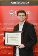 James Opp graduate mentoring award