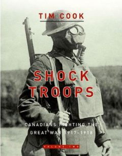 cover of the book Shock Troops