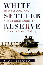 White Settler Reserve book cover