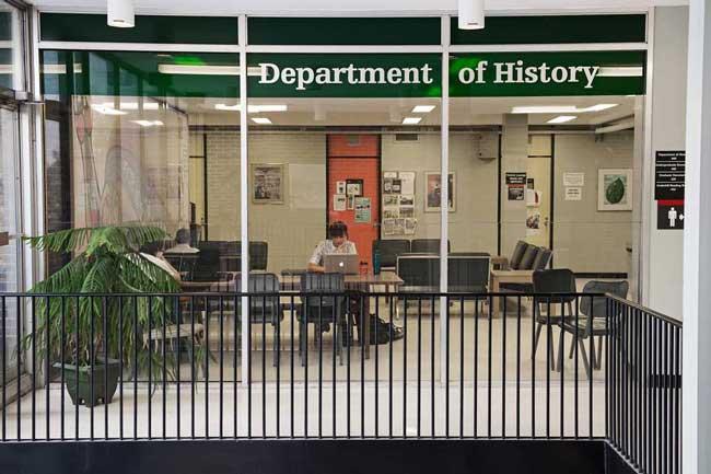 History Foyer