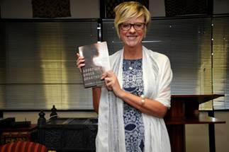 Susanne Klausen book launch