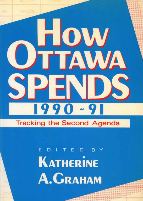 How Ottawa Spends 1990-91: Tracking the Second Agenda