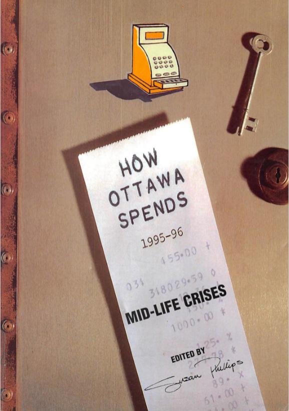 How Ottawa Spends 1995-96: Mid-Life Crises