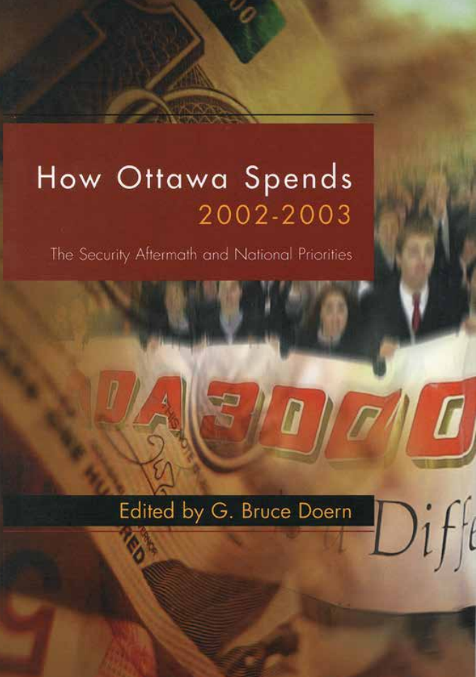 How Ottawa Spends 2002-2003: The Security Aftermath and National Priorities
