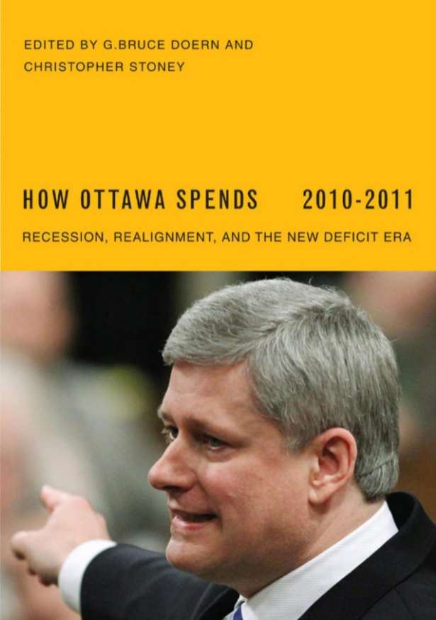 How Ottawa Spends, 2010-2011: Recession, Realignment, and the New Deficit Era