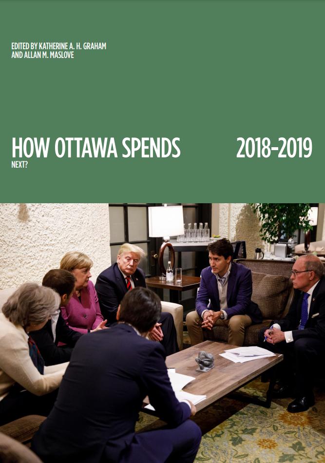 How Ottawa Spends, 2018-2019: Next?