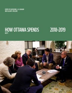 How Ottawa Spends: Next? 2018-2019 cover
