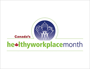 View Quicklink: October is Healthy Workplace Month!