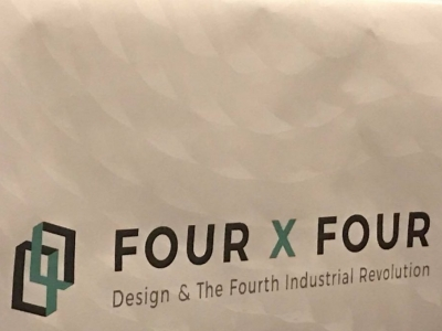 Photo for the news post: Four x Four – Design & The Fourth Industrial Revolution