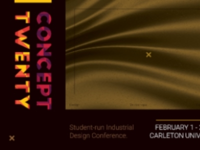 Photo for the news post: Concept '20 – Third Annual Industrial Design Conference