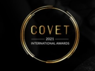 Photo for the news post: Covet International Awards 2021