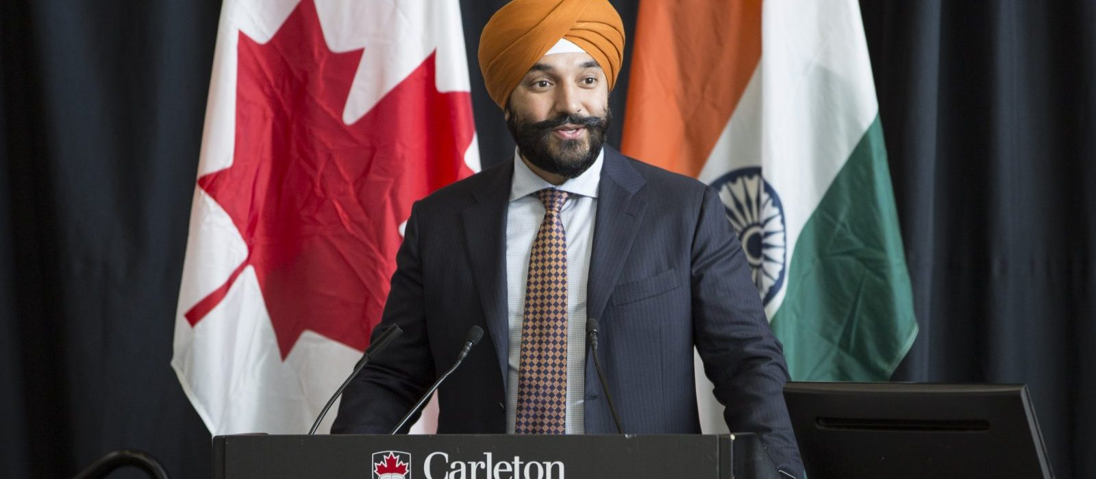 Banner image for Canada-India Centre