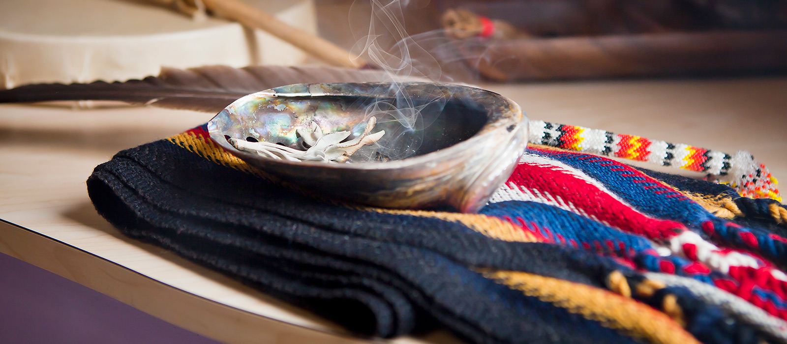 Banner image for Smudging at Campus Events or Gatherings