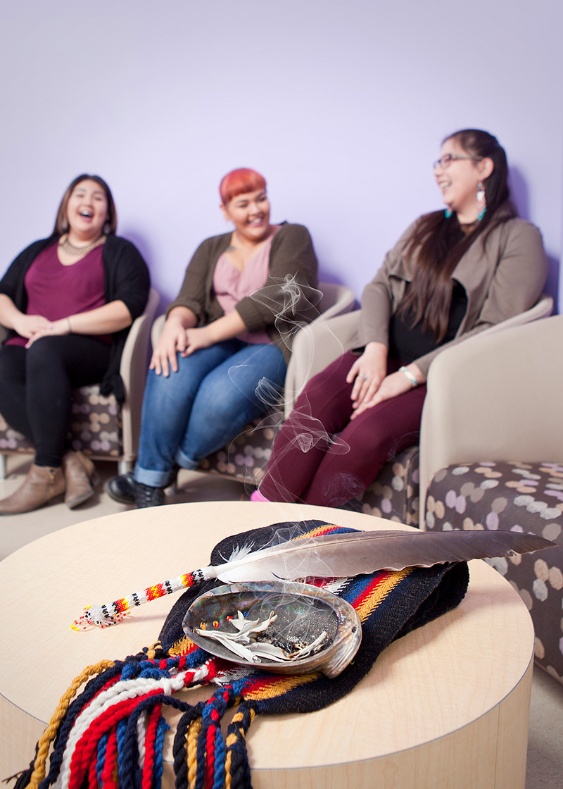 Centre for Indigenous Initiatives - Students