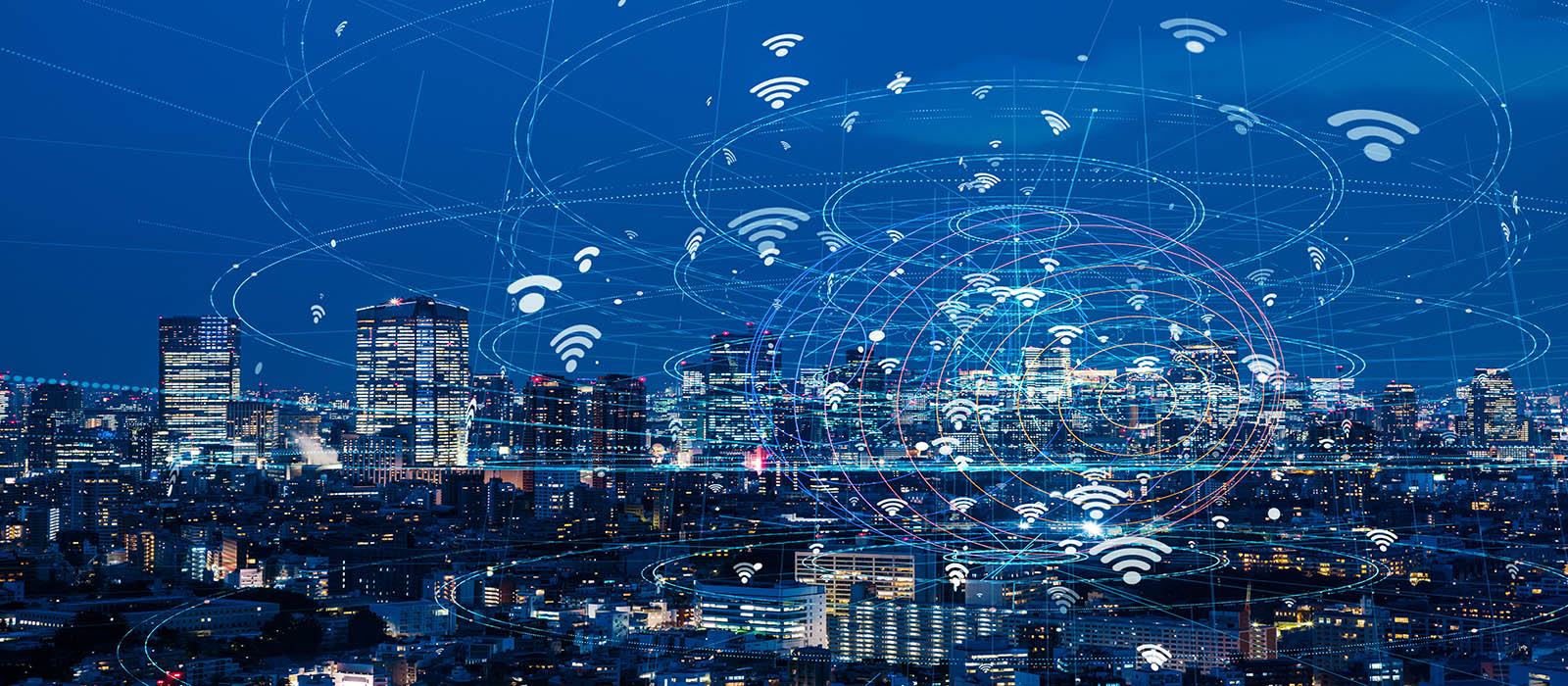 Banner image for Sensor Systems and The Internet of Things