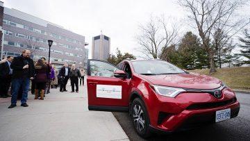 Thumbnail for: Connecting Autonomous Vehicles in Ottawa