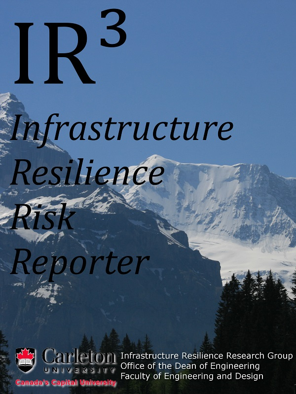 IRRG Reporter Cover