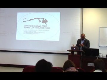 "Thumbnail for: ""Land of Islam and Counter Terrorism"" – Public Lecture 3/3 with Prof. Jasser Auda"