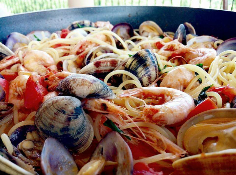 "Arturo Bavastrelli - ""Italian Pasta"""