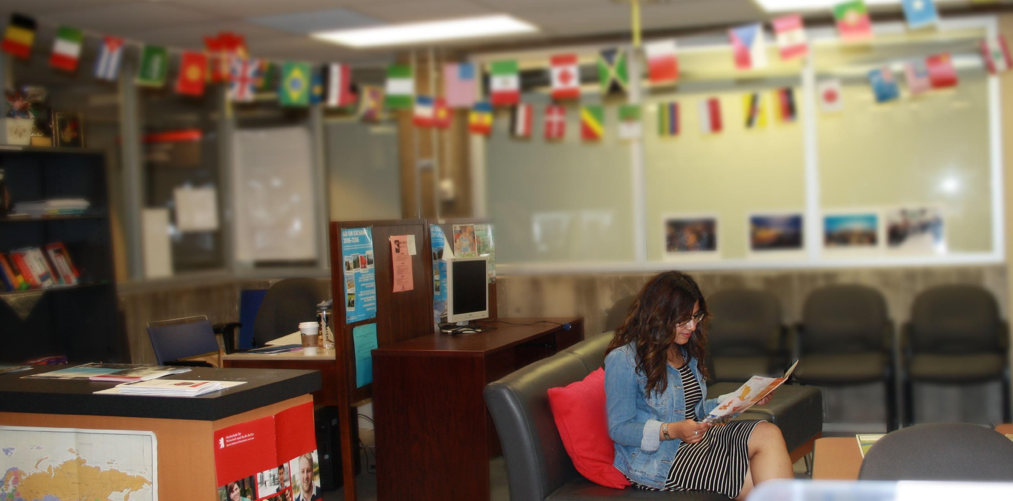 International Students Office